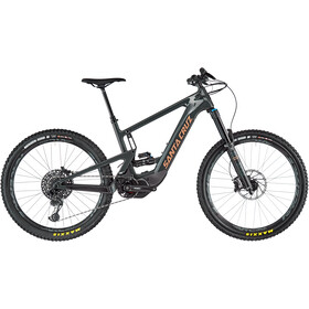 Santa Cruz Heckler CC S GX Eagle, blackout